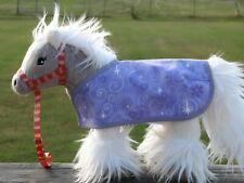 BLANKET ~ American Girl Wellie Wishers Shetland Pony horse AG