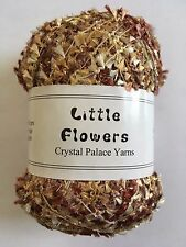 Crystal Palace Yarns Little Flowers #2244 S'mores Metallic Mini Flag Yarn