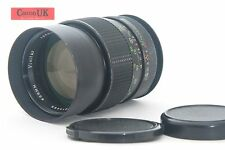 Vivitar 135mm F2.5 Prime Lens Manual Focus and Aperture *Canon EF Fit *FREE P&P*