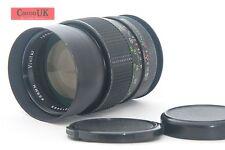 Vivitar 135mm F2.5 primer lente de enfoque manual y apertura * Ajuste Canon EF * P & P libre *