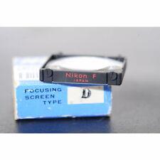 Nikon F2 Einstellscheibe B - Vollmattscheibe - Focusing Screen F 2 - Mattscheibe