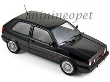 NOREV 188444 1990 90 VW VOLKSWAGEN GOLF GTI G60 1/18 DIECAST MODEL CAR BLACK