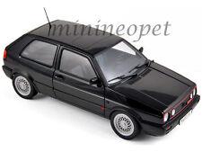 NOREV 188444 1990 90 VW VOLKSWAGEN GOLF GTI G60 1/18 DIECAST MODEL CAR BLACK