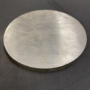 "8 5/8"" Diameter 316 Stainless Steel Round Bar 8.625"" x 0.625"" Length"