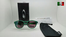 OAKLEY 9265/23 LATCH SPECTRUM COLLECTION occhiale sole uomo PRIZM JADE SET17