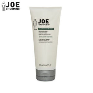 200ml Joe Grooming Natural Daily Care - Organic Mint Hair Conditioner Wash - AUS