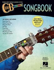 ChordBuddy Guitar Method Songbook - Chord Buddy Book Only - NEW 000123998