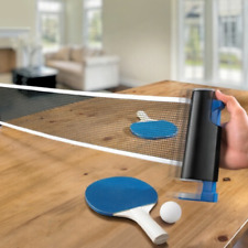 Retractable Tennis Table