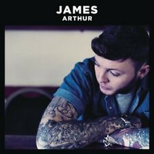 JAMES ARTHUR - JAMES ARTHUR (DELUXE EDITION)  2 CD  INTERNATIONAL POP  NEU