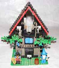 1993 LEGO Castle Dragon Knight Majisto's Magical Workhop 6048 COMPLETE w/ Manual
