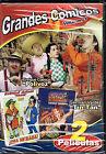 Grandes Comicos Vol 1, BRAND NEW FACTORY SEALED SPANISH DVD (2008, Tekila)