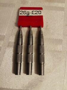 26g tungsten darts