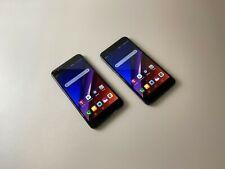 "LG X4+ LM-X415K 32GB - Moroccan Blue, Single Sim ""2 in one lot"""