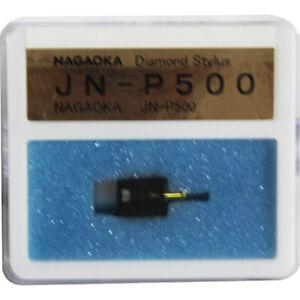 NAGAOKA DIAMOND STYLUS JN-P500 FOR MP-500 FREE SHIPPING TRACKING