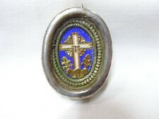 ✝ Reliquary Relic True Cross Crucis OF OUR LORD JESUS D.N.J.C.