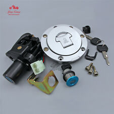 Ignition Switch Lock Fuel Gas Cap Key Set Fit For Honda CBR600 F4 F4I 99 01 02