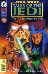 STAR WARS: TALES OF THE JEDI - THE GOLDEN AGE OF THE SITH #2 (Of 5) - Back Issue