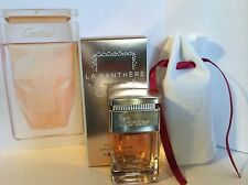 LA PANTHERE By CARTIER Eau de Parfum 0.5 fl.oz 15ml Refillable  Spray SEALED