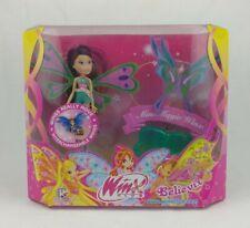 Witty Toys / Simba Winx Club 2009 Mini Magic Winx Roxy Believix Doll! BNIB!