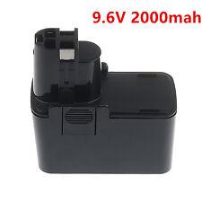 9.6V 2000mah Akku für  Bosch PSB 9.6VES-2,PSR 9.6VES-2,GSR 9.6 VES-2,2607335037