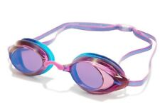 Speedo, Competitive, Women's Vanquisher 2.0 Mirrored Goggle - Purple Dream Color
