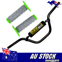 22mm Riser Handle Bar + Grips for crf50 110cc 125cc taotao ssr KLX TTR Dirt Bike