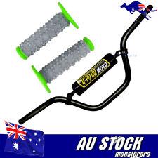 22mm Riser Handle Bar + Grips for crf50 110cc 125cc taotao ssr KLX TTR Dirt Bike