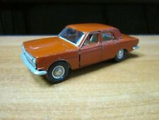 Collectible Soviet Gaz 2401  VOLGA  Vintage Toy Car Diecast Scale Model USSR