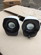 LOGITECH S-00109 Two Desktop Speakers Z120