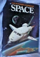 A3 BOOK wonderful world of space fully illustrated 95 pages see all pictures