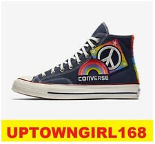 Converse Chuck Taylor ALL STAR HI 70 Pride Parade Peace LGBT US Men 8 to 13 New