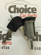 Vauxhall Corsa Combo Astra F Meriva Ignition Barrel and Keys Zafira A 93172805