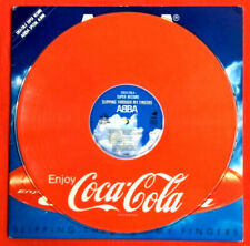 "ABBA ""Slipping Through My Fingers"" rare Japan ONLY PROMO ONLY COKE PICTURE DISC"
