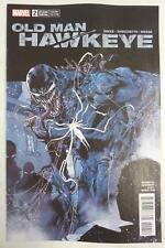 OLD MAN HAWKEYE # 2 Comic  VENOM VARIANT 2nd Print  Marvel Comics 2018 NM/UNREAD
