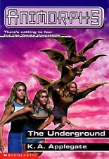 The Underground (Animorphs #17) by K.A. Applegate