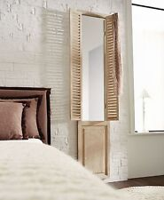 Spiegel  - Shabby > Spiegel mit Fensterläden > Standspiegel im Vintage Style >
