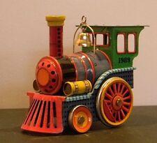 Tin Locomotive, Tin Locomotive Collectible Series #8,Hallmark Keepsake Ornaments