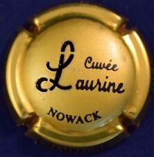 Capsule de champagne : NOWACK N°48  COTE 12 TRES  RARE  !!