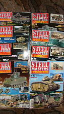 LOT REVUES steel master
