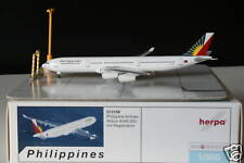 """Herpa Wings 500 Philippine Airlines PR A340-300 """"1990s color"""" NG 1:500"""