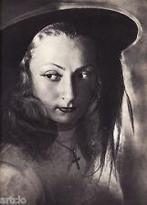 Héliogravure -  1947 - par Paul Fachetti