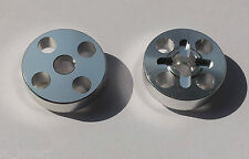 Vintage Alloy Rear Wheel Adapter for Tamiya FOX ,Nova Fox , Falcon
