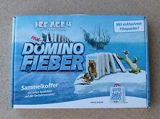 Ice Age 4 - Domino-Fieber - Sammelkoffer - real - Komplett