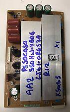 SAMSUNG ps50c450 lj41-08457a AA2 R1.2 s50hw-yb06 SCHERMO XSUS Board (ref172)