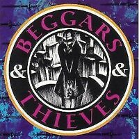 Beggars & Thieves S/T Self titled CD Rare OOP 1990 Atlantic Records Hair Band