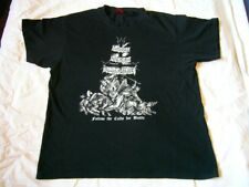 DARKENED NOCTURN SLAUGHTERCULT – rare old T-Shirt!! metal