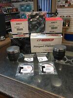 09'-19' Polaris 600 CFI Wiseco Top End Kit Pistons, Gaskets, Stock 77.25mm Bore