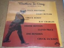 BROTHERS IN SONG Chuck Berry/Ray Charles/Jimi Hendrix Trolley Car TC 5004 SEALED