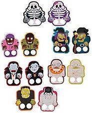 Pack de 12-monstre halloween doigt marionnettes-fête sac remplissage