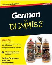German For Dummies, [with CD]